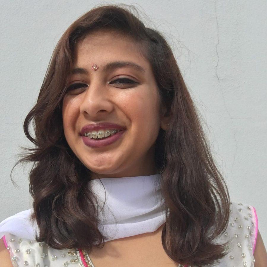 Kareena Rudra '20