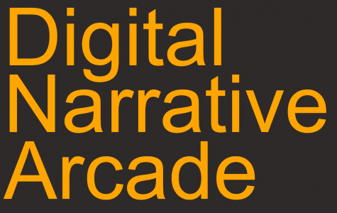 Play student-created games in the Digital Narrative Arcade!