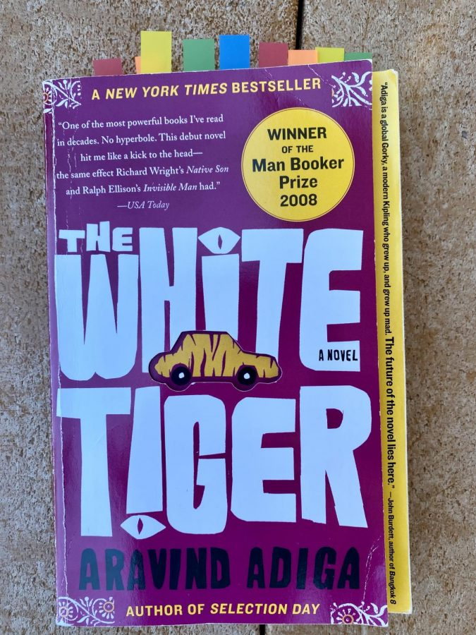 %22The+White+Tiger%2C%22+a+RE+junior+year+favorite%2C+is+transporting+individuals+to+India+with+a+new+movie.