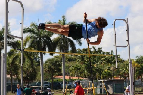 Boys' and Girls' Track and Field thrive at their last meet before Districts