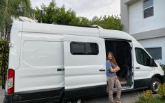 In her free time, Dr. Morse has been remodeling a van with her husband. Epic road trips await.