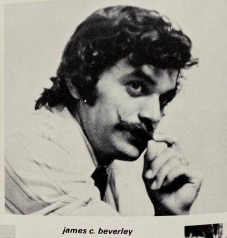 Jim Beverley in 1972