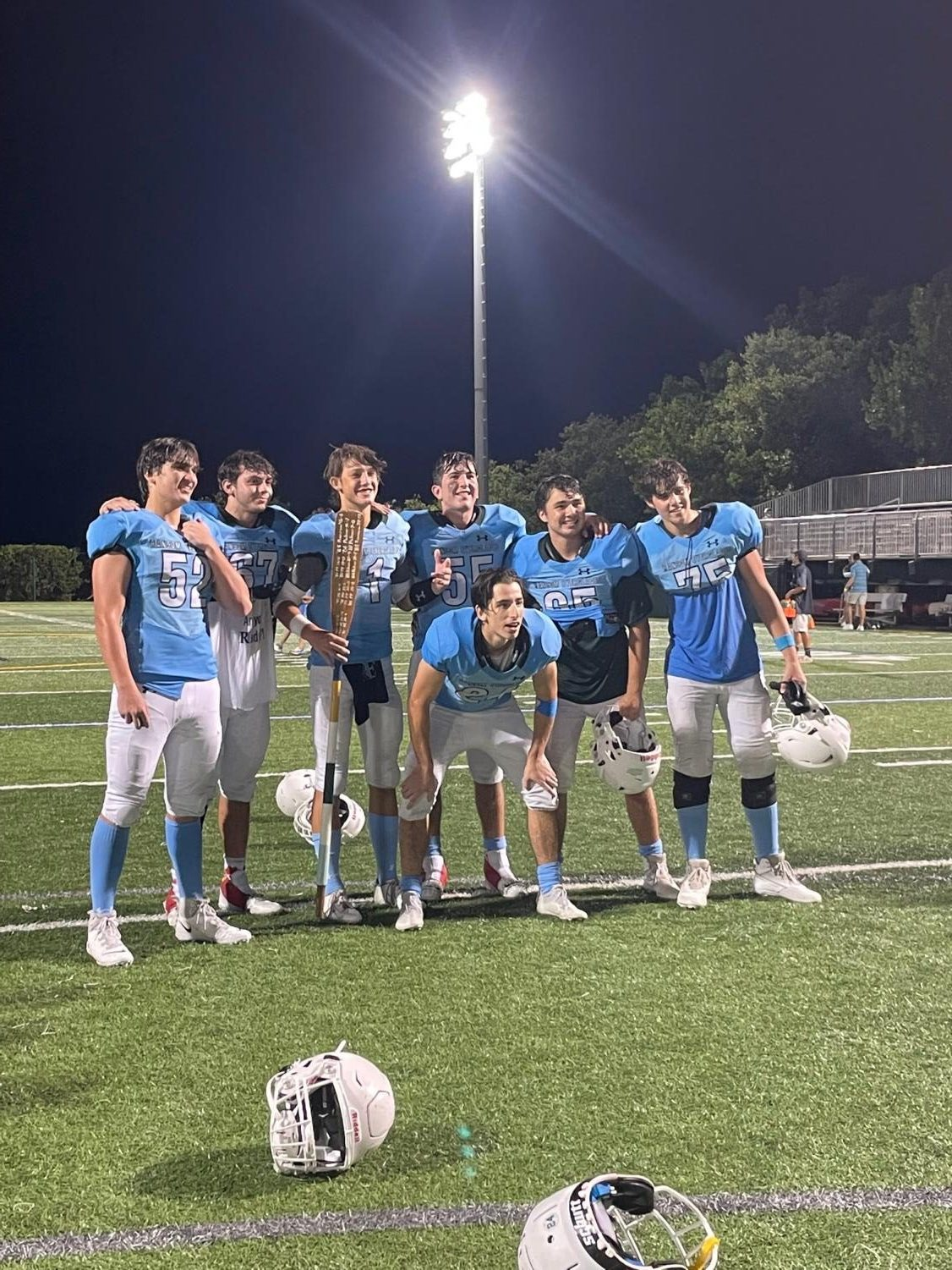 RE Football REtains the Oar for 2021